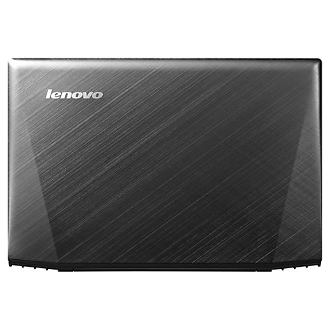 "Buy Lenovo Y50-70 Laptop, Intel Core i7, 16GB RAM, 1TB + 8GB SSHD, 15.6"" 4K Ultra HD, Black Online at johnlewis.com"
