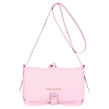 Buy Ted Baker Markun Leather Across Body Bag Online at johnlewis.com