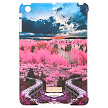 Buy Ted Baker Enza Road to Nowhere Mini Ipad Case,Pink Online at johnlewis.com