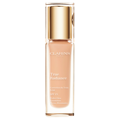 shop for Clarins True Radiance Foundation at Shopo