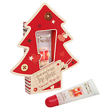 Buy Forever Friends Love and Hugs Lip Gloss Online at johnlewis.com