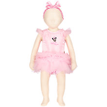 Buy Minnie Mouse Children's Pink Tutu Costume Online at johnlewis.com