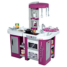 Buy Smoby XL Studio Tefal Toy Kitchen Online at johnlewis.com