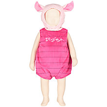 Buy Winnie The Pooh Children's Piglet Costume Online at johnlewis.com
