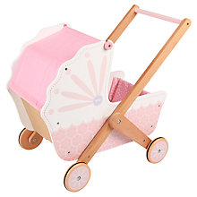 Buy John Crane Three-In-One Doll's Pushchair Online at johnlewis.com
