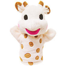 Buy Sophie la Girafe Hand Puppet Online at johnlewis.com