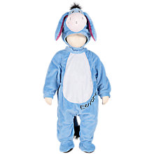 Buy Winnie The Pooh Children's Eeyore Costume Online at johnlewis.com