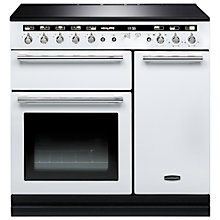 Buy Rangemaster Hi-LITE 90 Induction Hob Range Cooker Online at johnlewis.com