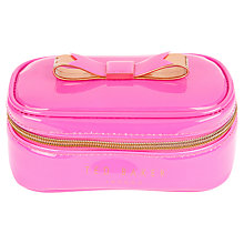 Buy Ted Baker Sanny Bow Jewellery Case Online at johnlewis.com