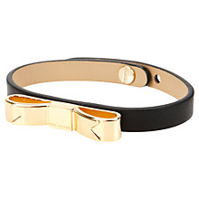 Buy Ted Baker Bowena Bow Bracelet Online at johnlewis.com