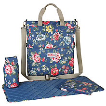 Buy Cath Kidston Westbourne Changing Bag, Rainbow Rose Online at johnlewis.com