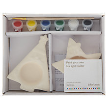 Buy John Lewis Ceramic Tealight Holders Online at johnlewis.com