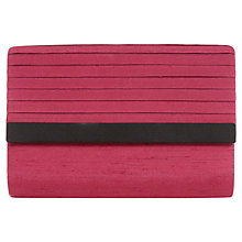 Buy Jacques Vert Colour Block Bag, Pink Online at johnlewis.com