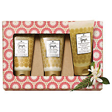 Buy Origins Go Ginger Gift Set, 3 x 50ml Online at johnlewis.com