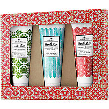 Buy Origins Hand Lotion Trio Gift Set, 3 x 30ml Online at johnlewis.com