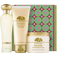 Buy Origins Best of Ginger Body Gift Set Online at johnlewis.com