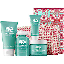Buy Origins Make a Difference™ Moisturise And Be Merry Gift Set Online at johnlewis.com