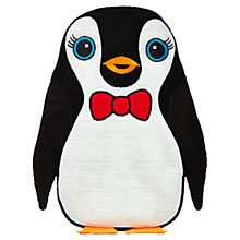 Buy Penguin Hot Water Bottle, 750ml Online at johnlewis.com