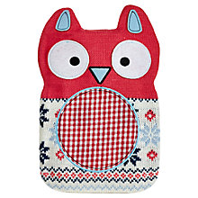 Buy Owl Hot Water Bottle, 750ml Online at johnlewis.com