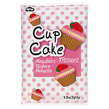 Buy NPW Cupcake Tissues Online at johnlewis.com