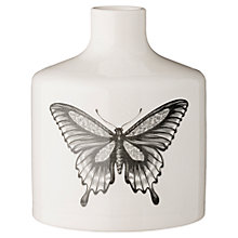 Buy Day Birger et Mikkelsen Ceramic Butterfly Vase, H15cm Online at johnlewis.com