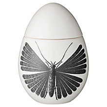Buy Day Birger et Mikkelson Egg-Shaped Moth Votive, With Lid Online at johnlewis.com