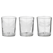 Buy Day Birger et Mikkelsen Insect Motif Votives, Set of 3 Online at johnlewis.com