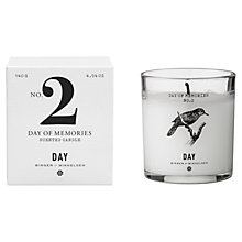 Buy Day Birger et Mikkelsen Scented Candle, No. 2 Online at johnlewis.com
