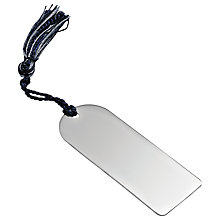 Buy Carrs Arch Bookmark, With Tassle Online at johnlewis.com