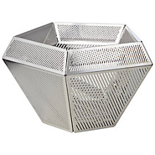 Buy Tom Dixon Cell Tealight Holder, Stainless Steel Online at johnlewis.com