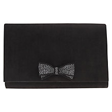 Buy Miss KG Tess Clutch Bag, Black Online at johnlewis.com