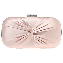 Buy Carvela Guest Clutch, Nude Online at johnlewis.com