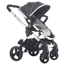 Buy iCandy Peach 3 Pushchair with Chrome Chassis & Truffle Hood Online at johnlewis.com