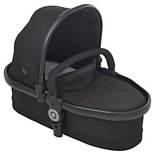 Buy iCandy Peach Blossom 3 Carrycot, Jet Online at johnlewis.com
