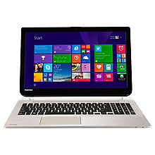 "Buy Toshiba Satellite S50-B-12Z Laptop, Intel Core i7, 8GB RAM, 1TB, 15.6"", Silver + Norton 360 Online at johnlewis.com"