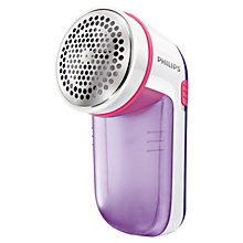 Buy Philips GC026/30 Fabric Shaver Online at johnlewis.com