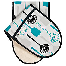 Buy Robert Welch Double Oven Glove Online at johnlewis.com