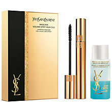Buy Yves Saint Laurent Luxurious Mascara For A False Lash Effect Gift Set Online at johnlewis.com