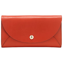 Buy COLLECTION by John Lewis Lisa Leather Foldover Purse Online at johnlewis.com