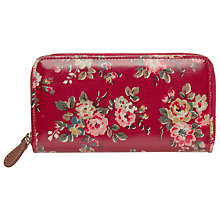 Buy Cath Kidson Kingswood Rose Purse, Red Online at johnlewis.com