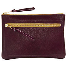 Buy Mimi Berry Monty Leather Coin Purse Online at johnlewis.com