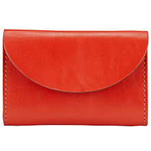 Buy COLLECTION by John Lewis Leather Lauren Coin Purse Online at johnlewis.com