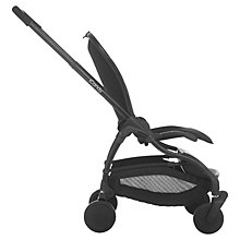 Buy iCandy Raspberry Pushchair with Black Chassis & Black Seat Online at johnlewis.com