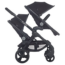 Buy iCandy Peach Blossom 3 Pushchair, Jet Online at johnlewis.com