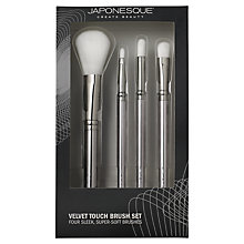 Buy JAPONESQUE® Velvet Touch Make-Up Brush Set Online at johnlewis.com