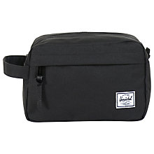 Buy Herschel Supply Co. Chapter Washbag Online at johnlewis.com