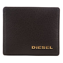 Buy Diesel Johnas Cardholder, Brown Online at johnlewis.com
