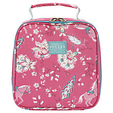 Buy Little Joule Vintage Floral Lunch Bag, Pink Online at johnlewis.com