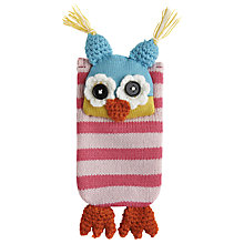 Buy Little Joule Jolly Joules Owl Gadget Case Online at johnlewis.com