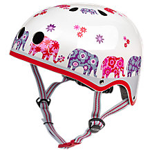 Buy Micro Scooters Safety Helmet, Elephant, Small Online at johnlewis.com